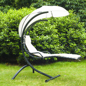 Patio Porch Hanging Sky Swing Chair dream chair lounger hammock