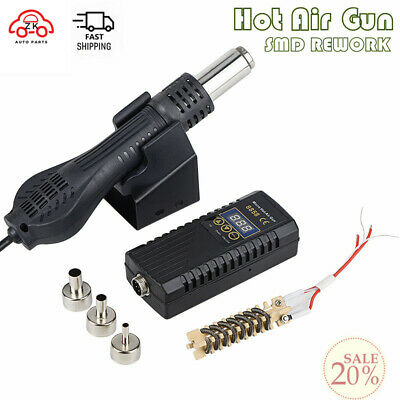 Hot Air Gun Soldering Station Led Digital 700w Heat Gun Welding Repair Tools