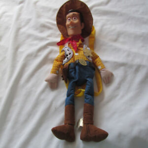SAC A DOS WOODY HISTOIRE DE JOUETS TOY STORY DISNEY
