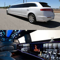 Barrie, we carry the Lincoln MKT limo and many more limousines