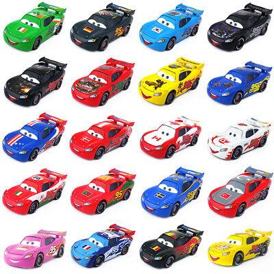 Disney Pixar Cars No.95 Lightning McQueen Toy Car 1:55 Diecast Model Boys Gift - Lightning Mcqueen Gifts