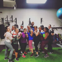 Fitness Classes/ Boxing Skills