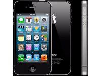 APPLE IPHONE 4S (LOCKED TO 02)