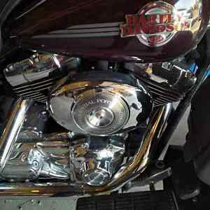 2005 Ultra Classic Electra Glide Kitchener / Waterloo Kitchener Area image 5