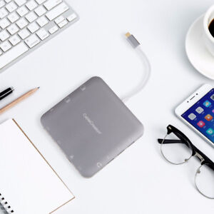 AMAZING USB C Dock - Every port you could imagine!!!
