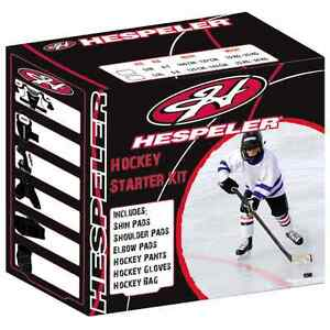 Hespeler Junior Hockey Protective Kit (Kids L/XL Ages 5-8)