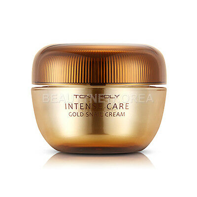 [TONYMOLY] Intense Care Gold Snail Cream 45ml / 2016 New / Moisturizing