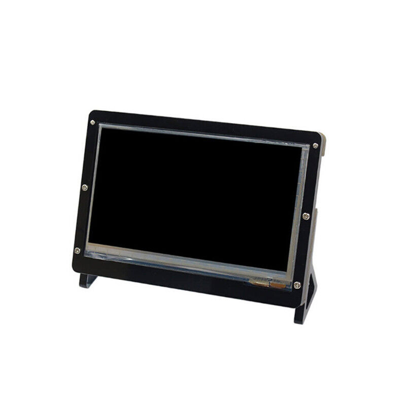 Acrylic 7 Inch HDMI LCD Touch Screen Case For Raspberry Pi 2 B/ 3 B