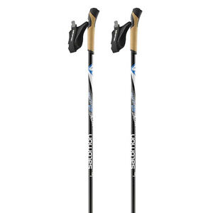 Salomon Equipe R Click 16/17 Brand New Cross Country Ski Poles