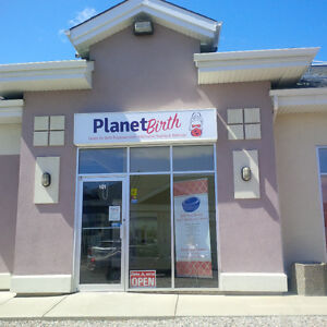 Airdrie retail/office space for lease/ rent