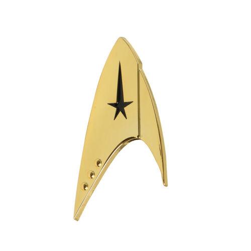Brooch Star Trek  Starfleet Command Emblem Pin
