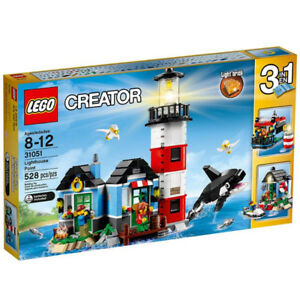 LEGO 31051  Creator Lighthouse Point