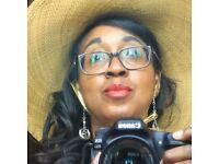 Social media videographer, photographer