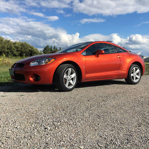 2007 Mitsubishi Eclipse Coupe E-tested & Certified