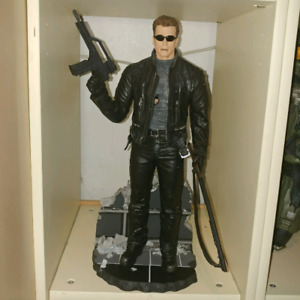TERMINATOR 3, RISE OF THE MACHINES, T-850 MODEL, WITH SOUND!!!