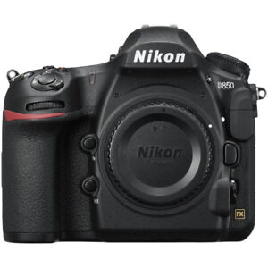 Nikon D850 with all lenses and GoPro 6 with accessories