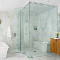 CUSTOM GLASS SHOWERS