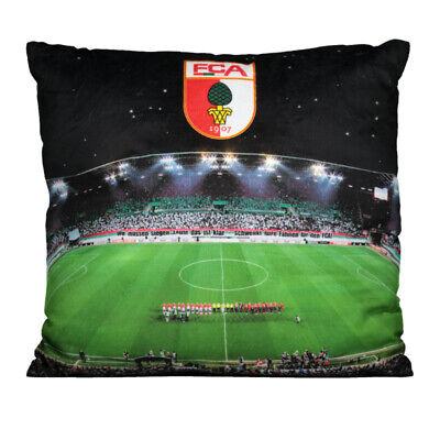 FC Augsburg Almohada LED 40x40cm
