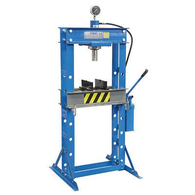 Prensa hidráulica manual FERVI P001/30