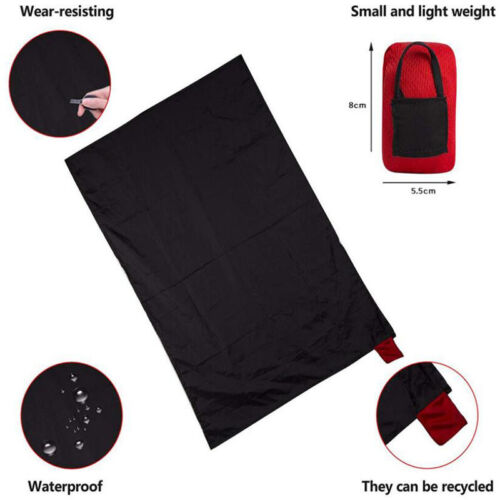 Picnic Blanket Outdoor Pocket Waterproof Beach Mat Camping T
