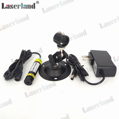 Focusable 830nm 300mw Ir Infrared Cross Laser Module Diode Night Vision Locator