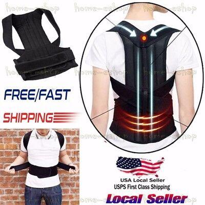 Hot Hunchback Correction Belt Adult Posture Belt Back Fixed Corrective Support#](Hot Adult)