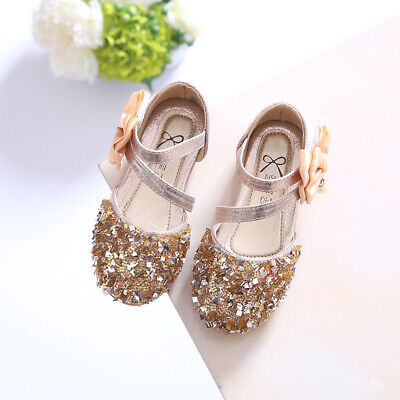New Arrival Baby Girls Fashion Shoes Toddler Kids Princess Party Shoes -