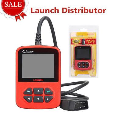 LAUNCH CResetter Oil Light Lamp Reset Code Reader Scanner OBD2 Diagnostic Tool