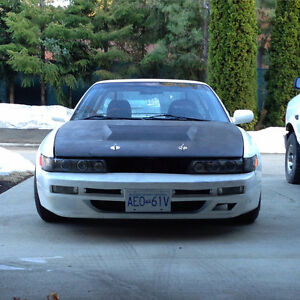 1991 Nissan 240SX Coupe - No Engine or Tranny