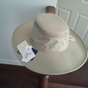 Tilley Hat - Brand New With Tags, Receipt and Card