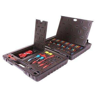 Messkabel Prüfspitzen Set 92 Teile Diagnose Prüfkabel Kfz Werkzeug Adapter Kabel