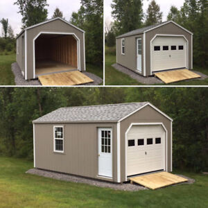 WORKSHOP GARAGES | ATV STORAGE | WORKSHOP | GARDEN SHEDS
