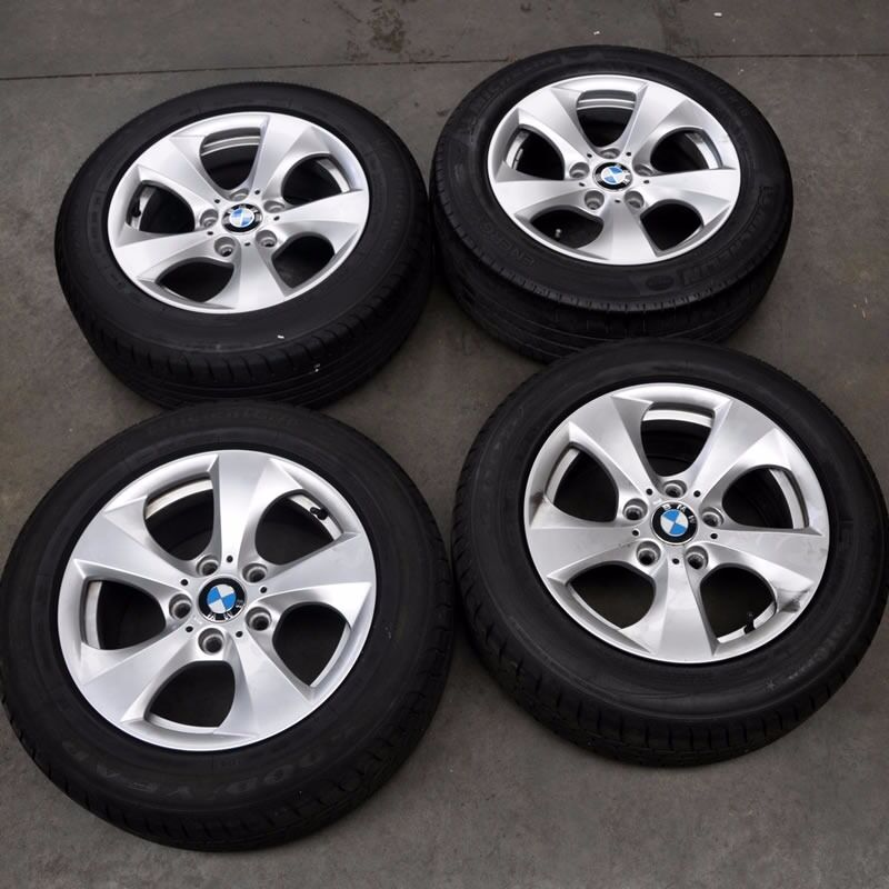 16 Quot Bmw Style 306 Alloy Wheels Will Fit Renault Traffic