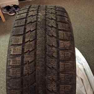 235/55 R17 Toyo winter tires
