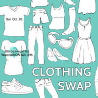 Clothing exchange and Sale @ Waterloo Christian Reformed Church