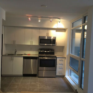Lawrence/Dufferin - Brand new unfurnished 1-bedroom condo apt.