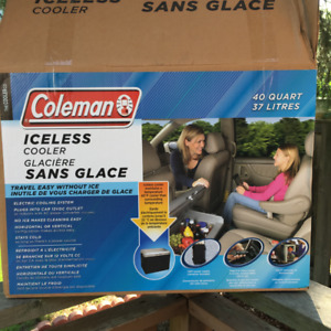 Coleman Electric Iceless Cooler - Model#5645
