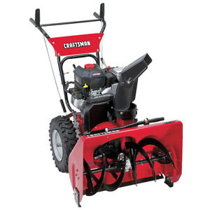 PAYING UP TO $600 FOR YOUR SNOWBLOWER