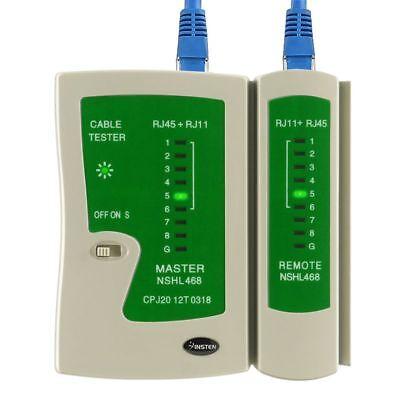 RJ45 RJ11 Cat5e Cat6 Network Lan Cable Tester Test Tool