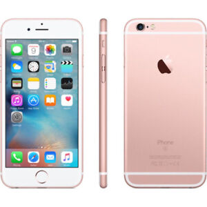Rose gold iPhone 6s Plus 64 GB