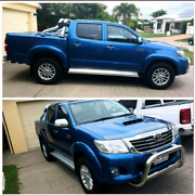 Toyota SR5 Hilux 2012 Kangaroo Point Brisbane South East Preview