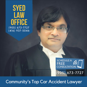 Involved in car or slip & fall accident? Don't Worry