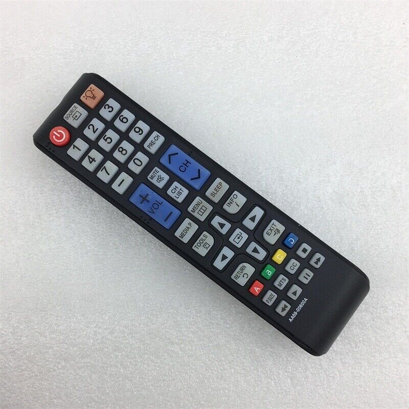 New Usbrmt Remote Aa59-00600a For Samsung Tv Un55hu8700 Un60d7000 Un65hu8550