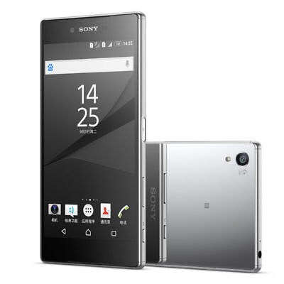 Sony Xperia Z5 Premium E6853 23MP 32GB 4G Unlocked Smartphone- Chrome/Black/Gold