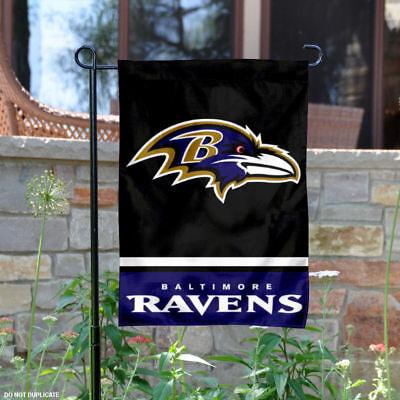 den Flag and Yard Banner (Baltimore Ravens Banner)