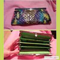 Women's wallets, $5 each