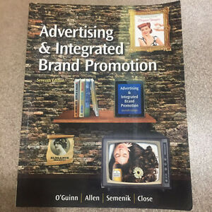 Advertising and Integrated Brand Promotion, 7 edition
