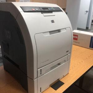 HP Color LaserJet CP3505 Printer -- Needs Repair/or for parts