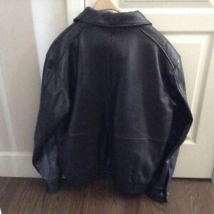 Leather jacket Peterborough Peterborough Area image 2
