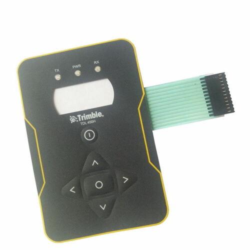 New replacement keypad for trimble TDL radio modem , Trimble TDL450H keypad
